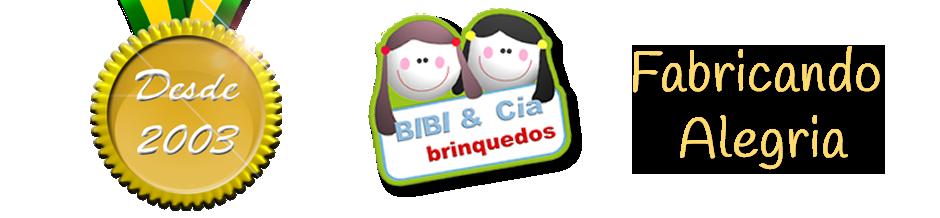 BIBI BRINQUEDOS Logo